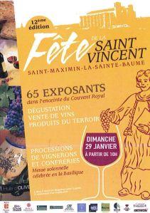 Primeira fotogarfia publicada no artigo Festa de Saint Vincent na Provence