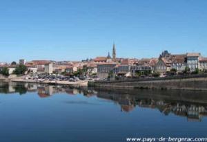 Primeira fotogarfia publicada no artigo Vins de Bergerac