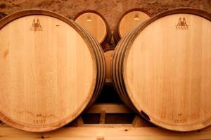 Primeira fotogarfia publicada no artigo Porque há em alguns vinhos a passagem por barris de carvalho?