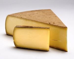 Primeira fotogarfia publicada no artigo O queijo Conté e a pouco conhecida região do Jura na França.