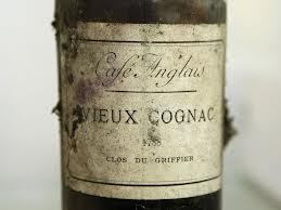 Primeira fotogarfia publicada no artigo Conhaque de 1788, perdido para sempre!